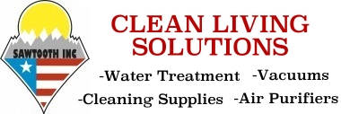 Sawtooth Inc. |Water Softeners & Vacuums| Twin Falls, ID 83301 Logo